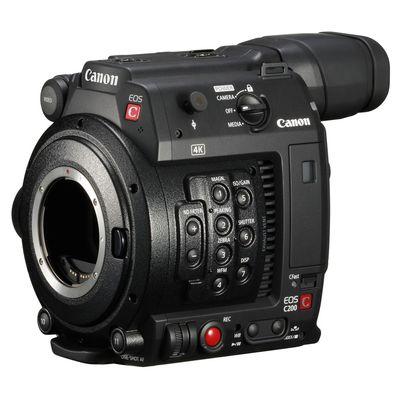 Für weitere Info hier klicken. Artikel: Canon C200 Body Professioneller Camcorder