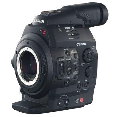Für weitere Info hier klicken. Artikel: Canon C300 DAF Cinema EOS Camcorder