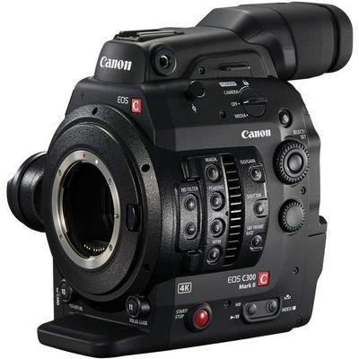 Für weitere Info hier klicken. Artikel: Canon C300 Mark II Cinema EOS Camcorder