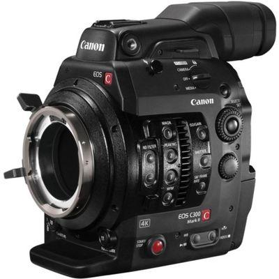Für weitere Info hier klicken. Artikel: Canon C300 Mark II PL Cinema EOS Camcorder