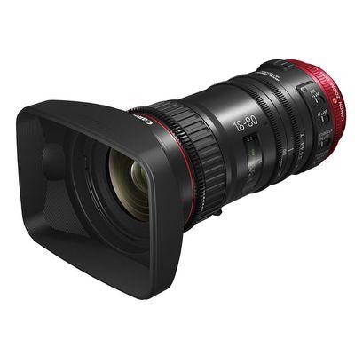 Für weitere Info hier klicken. Artikel: Canon CN-E 18-80mm T/4,4 L IS KAS S