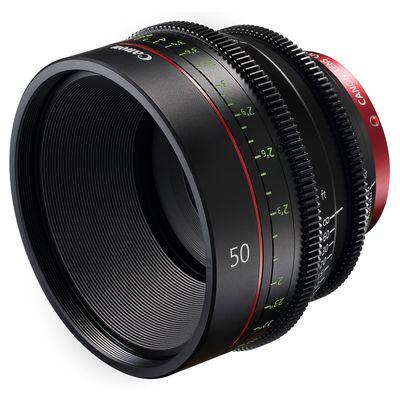 Für weitere Info hier klicken. Artikel: Canon CN-E 50mm T/1,3 L F