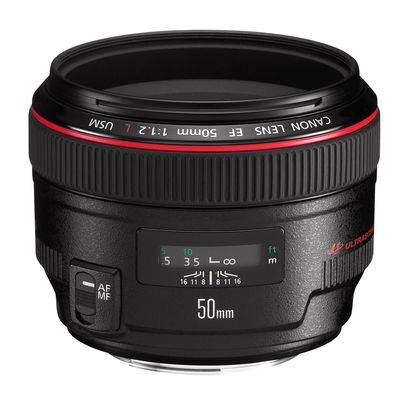 Für weitere Info hier klicken. Artikel: Canon EF 1,2/50 L USM Canon EF