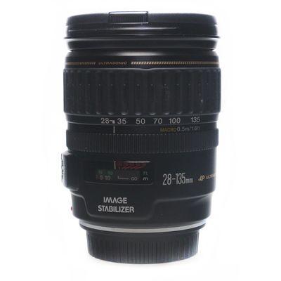 Für weitere Info hier klicken. Artikel: Canon EF 1:3,5-5,6 28-135 mm IS -Second Hand-