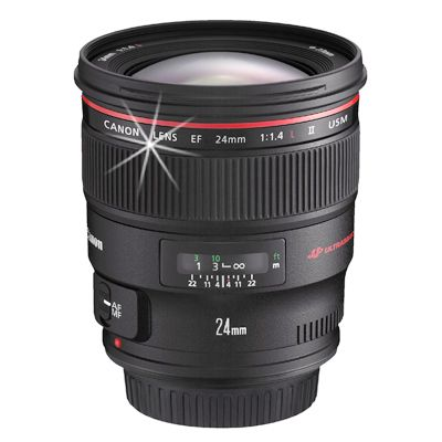 Für weitere Info hier klicken. Artikel: Canon EF 1,4/24 L II USM Canon EF