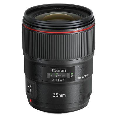 Für weitere Info hier klicken. Artikel: Canon EF 1,4/35 L USM II Canon EF