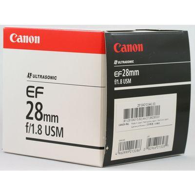 Für weitere Info hier klicken. Artikel: Canon EF 28mm f/1,8 USM Canon EF