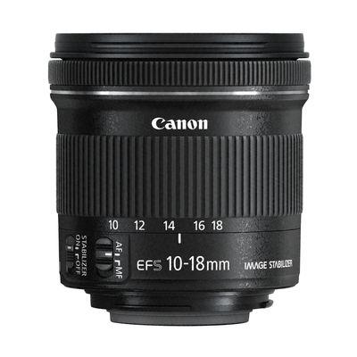 Für weitere Info hier klicken. Artikel: Canon EF 50mm f/1,8 STM + EF-S 10-18mm f/4,5-5,6 IS STM Objektivset Canon EF-S