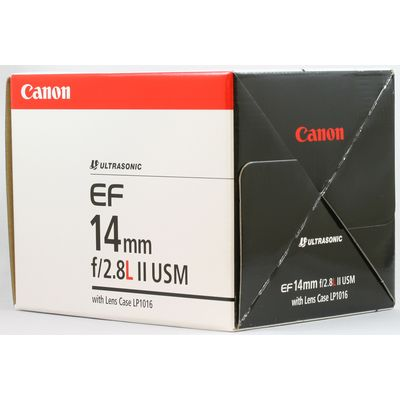 Für weitere Info hier klicken. Artikel: Canon EF 14mm f/2,8 L II USM Canon EF