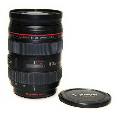 Für weitere Info hier klicken. Artikel: Canon EF 2,8/24-70 L -G-