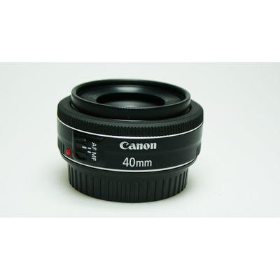 Für weitere Info hier klicken. Artikel: Canon EF 2,8 / 40 mm -G-