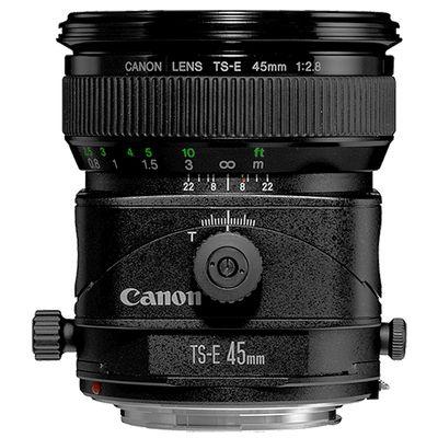 Für weitere Info hier klicken. Artikel: Canon EF 2,8/45 TS-E Shift Canon EF