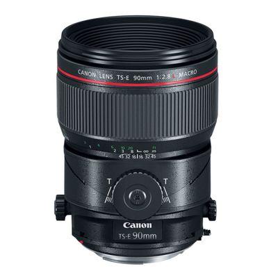 Für weitere Info hier klicken. Artikel: Canon EF 90mm f/2,8 TS-E L Makro Canon EF