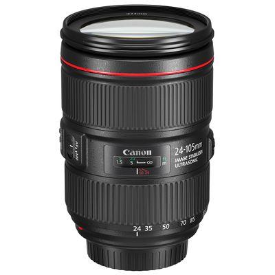 Für weitere Info hier klicken. Artikel: Canon EF 24-105mm f/4,0 L IS II USM RENT Canon EF