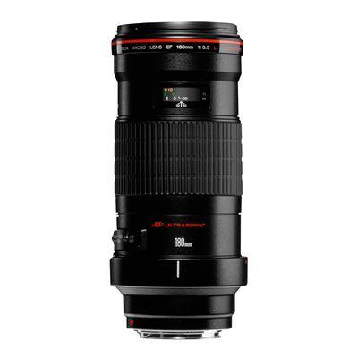 Für weitere Info hier klicken. Artikel: Canon EF 3,5/180 mm L USM Makro Canon EF