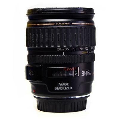 Für weitere Info hier klicken. Artikel: Canon EF 3,5-5,6/28-135mm IS USM -G-