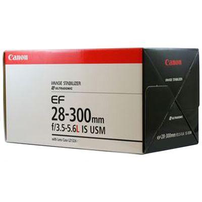 Für weitere Info hier klicken. Artikel: Canon EF 28-300mm f/3,5-5,6 L IS USM Canon EF
