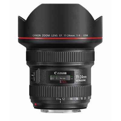 Für weitere Info hier klicken. Artikel: Canon EF 11-24mm f/4,0 L USM Canon EF