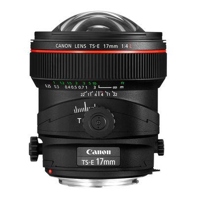 Für weitere Info hier klicken. Artikel: Canon EF 4,0/17 TS-E L Canon EF