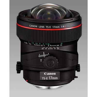 Für weitere Info hier klicken. Artikel: Canon EF 17mm f/4,0 TS-E L Canon EF