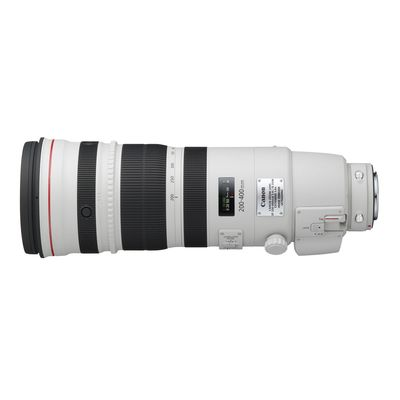 Für weitere Info hier klicken. Artikel: Canon EF 200-400mm f/4,0 L IS USM + Extender Canon EF