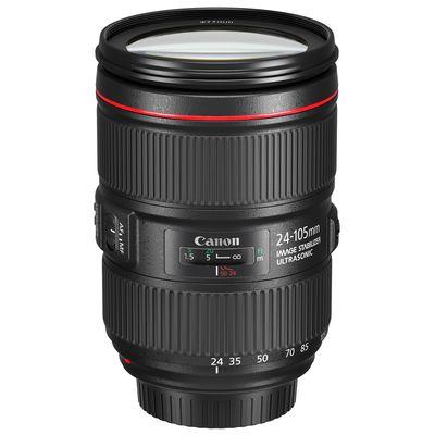 Für weitere Info hier klicken. Artikel: Canon EF 4,0/24-105 L IS II USM Canon EF
