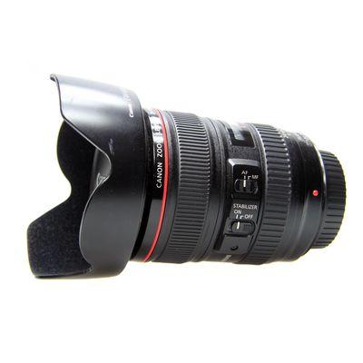 Für weitere Info hier klicken. Artikel: Canon EF 4,0/24-105 L IS USM Canon EF -Second Hand- Canon EF