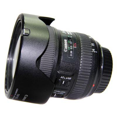 Für weitere Info hier klicken. Artikel: Canon EF 4,0/24-70 L IS USM -Second Hand- Canon EF
