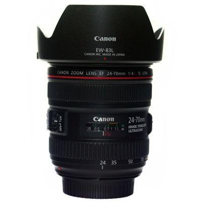 Für weitere Info hier klicken. Artikel: Canon EF 4,0/24-70 mm L IS USM -Second Hand- Canon EF