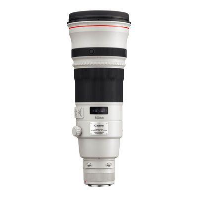 Für weitere Info hier klicken. Artikel: Canon EF 500mm f/4,0 L IS II USM Canon EF