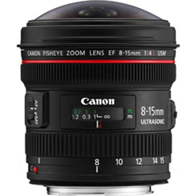 Für weitere Info hier klicken. Artikel: Canon EF 4,0/8-15 L Fisheye USM Canon EF