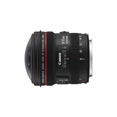Für weitere Info hier klicken. Artikel: Canon EF 8-15mm f/4,0 Fisheye L USM Canon EF