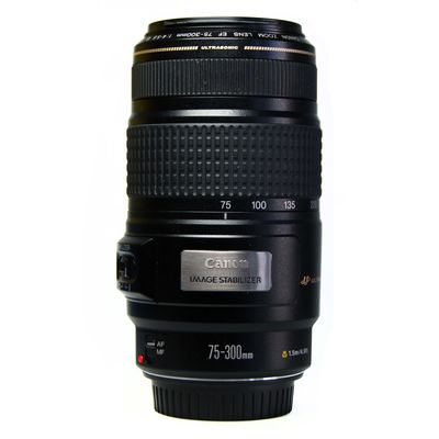 Für weitere Info hier klicken. Artikel: Canon EF 4-5,6/75-300mm IS USM -G-