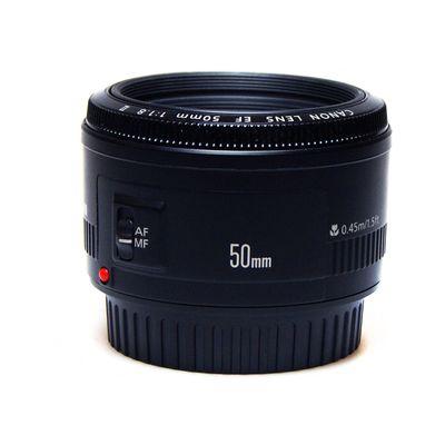 Für weitere Info hier klicken. Artikel: Canon EF 50 mm 1,8 II -G-