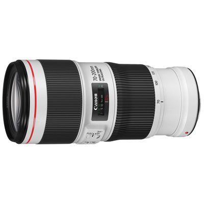 Für weitere Info hier klicken. Artikel: Canon EF 70-200mm f/4 L IS II USM Canon EF
