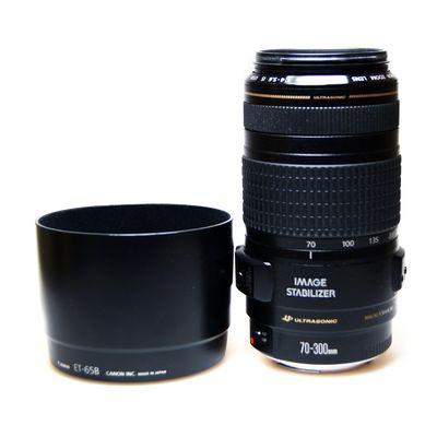 Für weitere Info hier klicken. Artikel: Canon EF 70-300 4,5-5,6 IS USM -G-