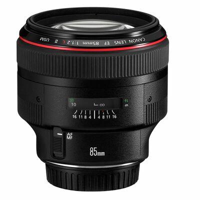 Für weitere Info hier klicken. Artikel: Canon EF 85mm f/1,2 L II USM Canon EF