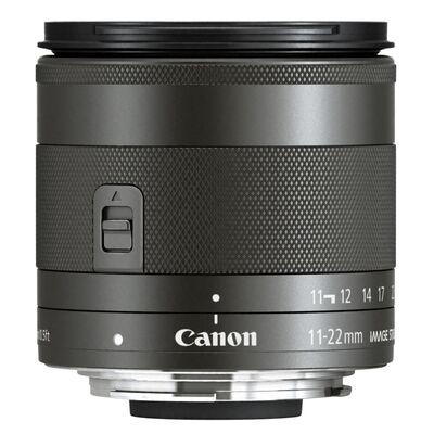 Für weitere Info hier klicken. Artikel: Canon EF-M 11-22mm f/4-5,6 IS STM Canon EF-M