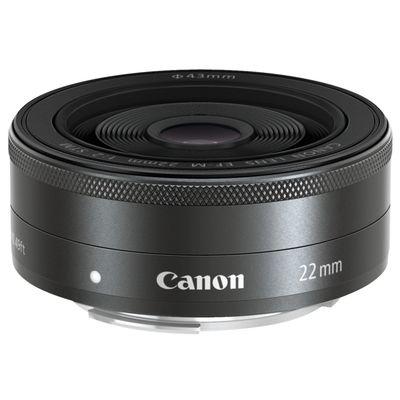 Für weitere Info hier klicken. Artikel: Canon EF-M 22mm f/2,0 STM Canon EF-M
