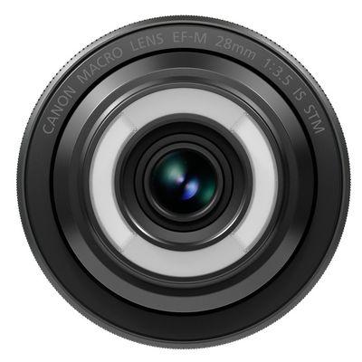 Für weitere Info hier klicken. Artikel: Canon EF-M 28mm f/3,5 IS STM Makro Canon EF-M
