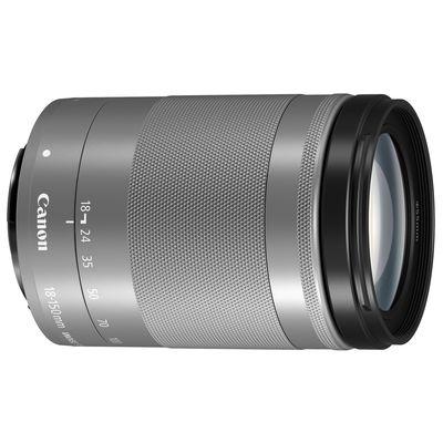 Für weitere Info hier klicken. Artikel: Canon EF-M 3.5-6.3/18-150 IS STM Canon EF-M silber
