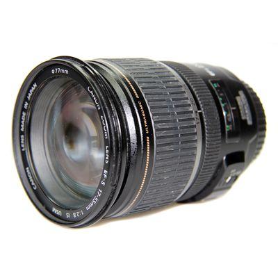 Für weitere Info hier klicken. Artikel: Canon EF-S 17-55mm f/2,8 IS USM Canon EF-S -Second Hand- Canon EF-S