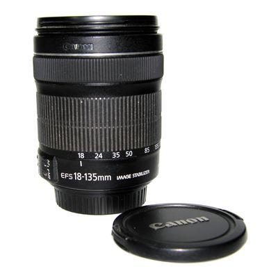 Für weitere Info hier klicken. Artikel: Canon EF-S 18-135mm f/3,5-5,6 IS STM Canon EF-S -Second Hand- Canon EF-S