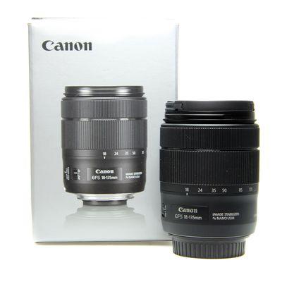 Für weitere Info hier klicken. Artikel: Canon EF-S 18-135mm f/3,5-5,6 IS USM -Second Hand- Canon EF-S