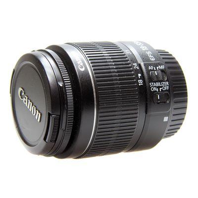 Für weitere Info hier klicken. Artikel: Canon EF-S 18-55mm f/3,5-5,6 IS II Canon EF-S -Second Hand-
