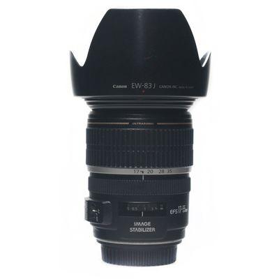 Für weitere Info hier klicken. Artikel: Canon EF-S 2,8/17-55mm IS USM -Second Hand- Canon EF-S