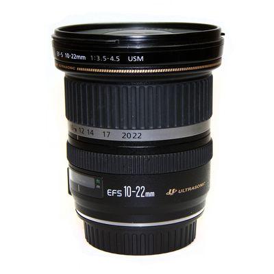 Für weitere Info hier klicken. Artikel: Canon EF-S 3,5-4,5/10-22mm USM -G-