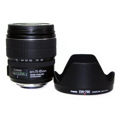 Für weitere Info hier klicken. Artikel: Canon EF-S 3,5-5,6/15-85mm IS USM