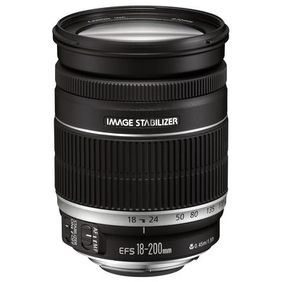 Für weitere Info hier klicken. Artikel: Canon EF-S 3,5-5,6/18-200 IS Canon EF-S