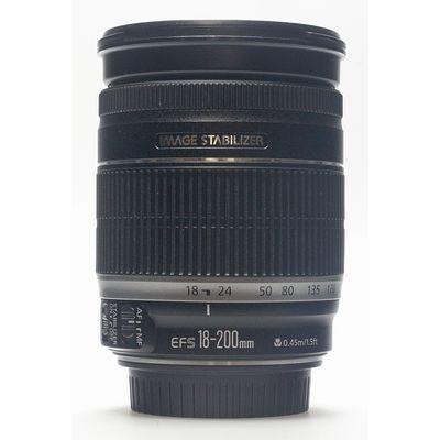 Für weitere Info hier klicken. Artikel: Canon EF-S 3,5-5,6/18.-200mm IS -G-